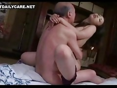 old and young asian couple 1