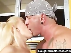 daughter fucked hard by angry fellow