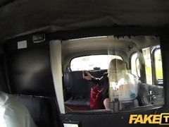 faketaxi breathtaking scottish blonde with great