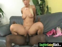 black cock and a tiny babe 28