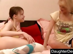 daddy loves younger daughters
