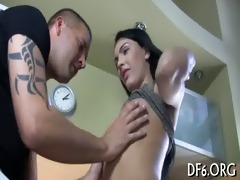 virgin girl sucks a ramrod