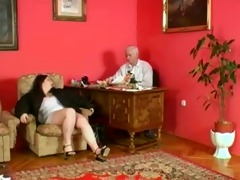 fat wife fucking grandpa by snahbrandy