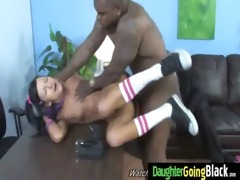 nasty legal age teenager fucked hard by black 2
