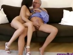 mature lad fucking younger hotty