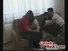 turkish daddy and son copulates some mother and