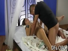 rod pleased by a virgin