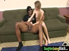 large black cock monster fucks my daughters young