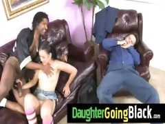 watch my daughter going black 2
