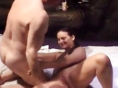juvenile czech girl and old lad fuck