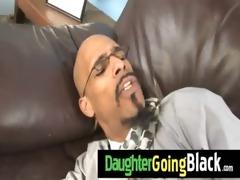 daughter drilled hard by monster dark ramrod 26