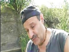 horny hottie bonks a fisherman