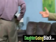 watching my daughter drilled by a black man 19