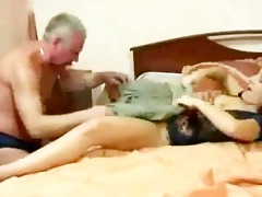 old daddy drilled his sons juvenile italian wife