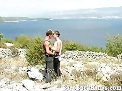 cliffhanger cute guys