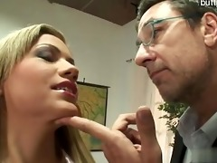 horny daughter superlatively good pecker sucking
