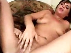 father and ally double stuff their maid