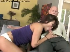 asian bitch wants stepdad