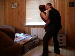 russian dad and daughter