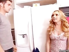 lexi belle and chris johnson in my sister hot
