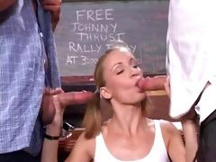 schoolgirl receives her torment - banapro s.r.o.