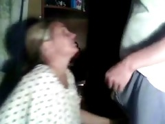 submissive step-daughter is addicted to not her