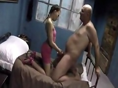 dad bonks stepdaughter