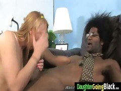 black shlong and a tiny hottie 5