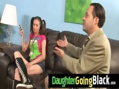 see how my daughter is fucked by a dark guy 15