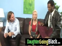 black dude fucks my daughters young muff 14