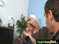 youthful daughter with admirable a-hole fucked by