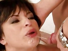 grandad fucking and pissing on cutie