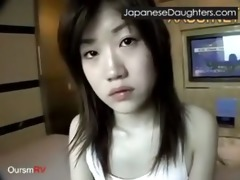 shocking japanese legal age teenager fuck