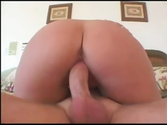sexually excited bulky plumper gf fucking her