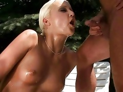 grandpa and hot angel pissing and fucking