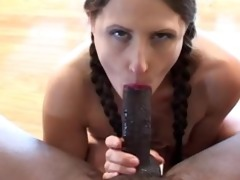 my daughter loves black cock - scene 4